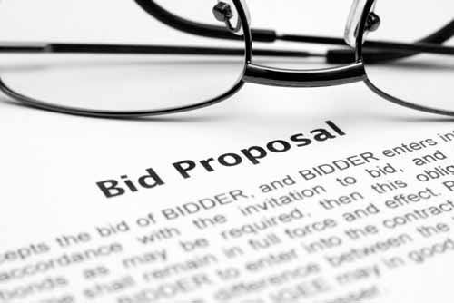 A Bid Bond Proposal