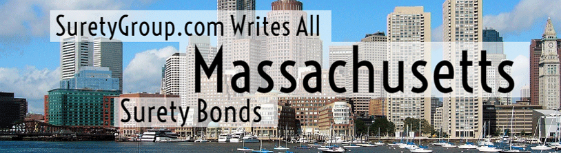SuretyGroup.com writes all Massachusetts surety bonds