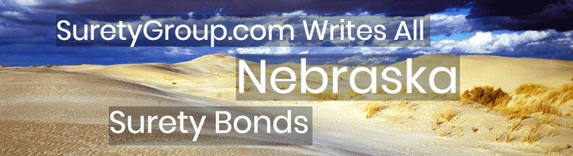 SuretyGroup.com writes all Nebraska surety bonds