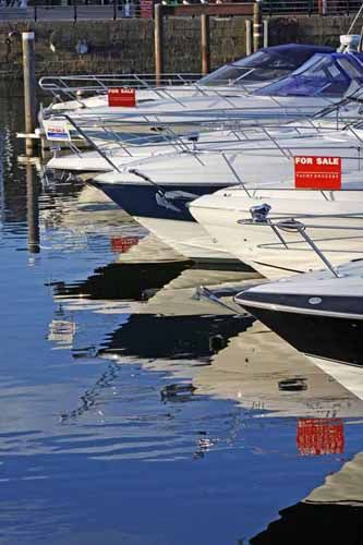 Boats for sale at a Maryland Boat Dealer