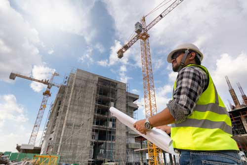 A civil site engineer may need a surety bond