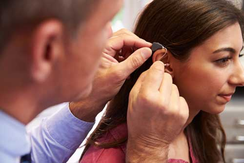 A hearing aid dealer in Alaska needs to obtain a surety bond.